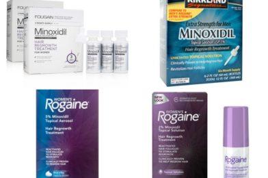 Top 4 – Melhor marca de minoxidil para mulheres e seu uso