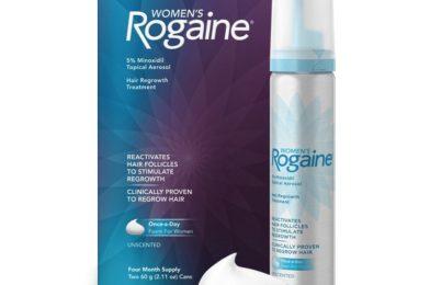 Rogaine For Womens o minoxidil das mulheres – Conheça tudo!